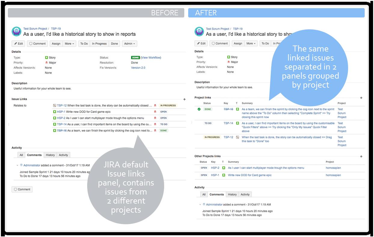 Issue Matrix Features - Botron Software